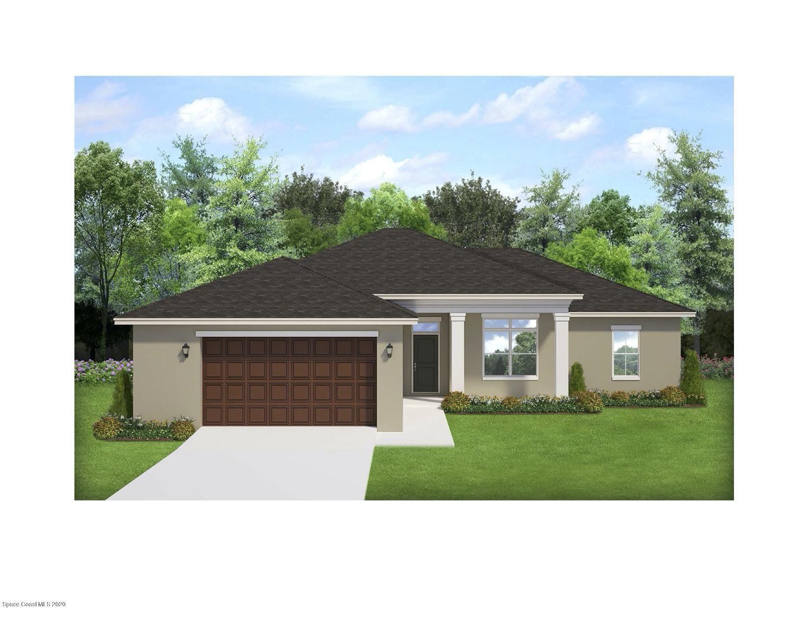 2273 Wagonwheel Avenue, Palm Bay, FL 32909 - #: 888513