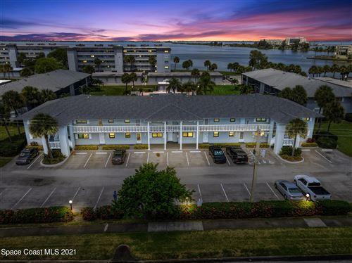 Photo of 3799 S Banana River Boulevard #110, Cocoa Beach, FL 32931 (MLS # 909514)