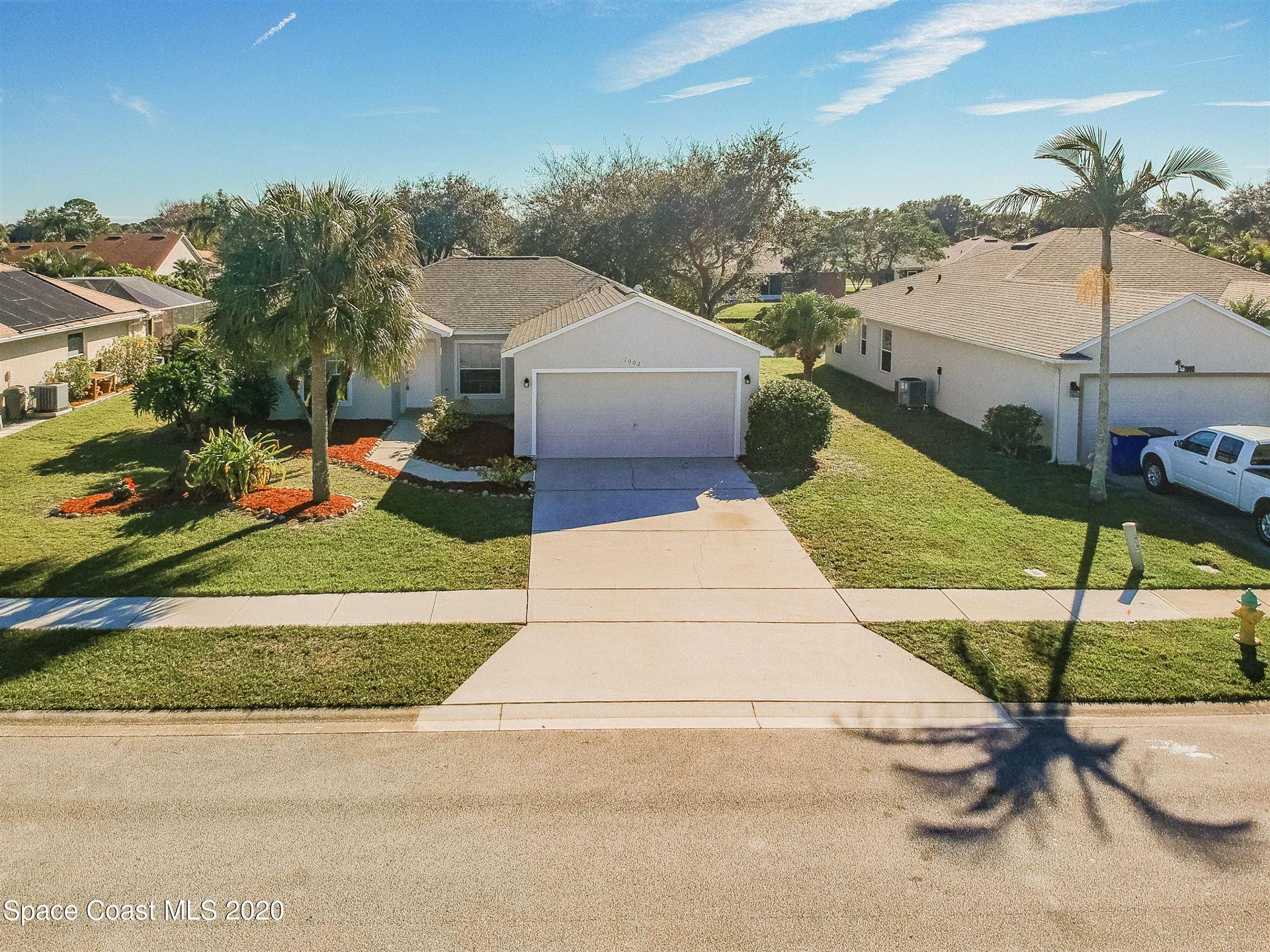 1002 Sabal Grove Drive, Rockledge, FL 32955 - #: 894515