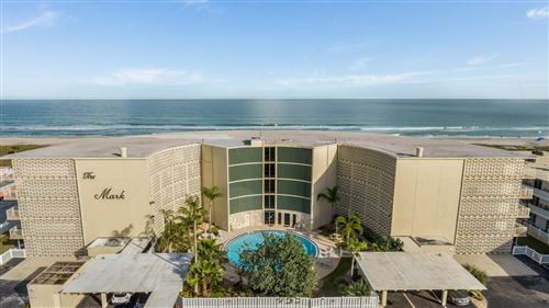 Photo of 4850 Ocean Beach Boulevard #108, Cocoa Beach, FL 32931 (MLS # 888516)