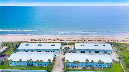 Photo of 1923 Highway A1a #4a, Indian Harbour Beach, FL 32937 (MLS # 911516)