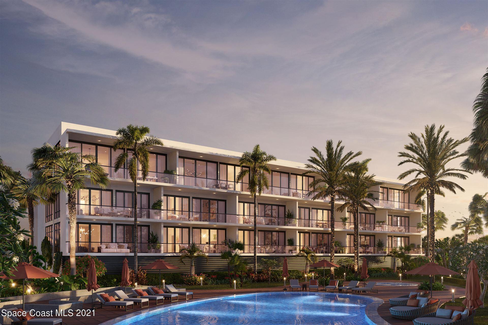205 Strand Drive #202, Melbourne Beach, FL 32951 - #: 889516