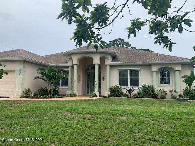 285 Higgins Avenue, Palm Bay, FL 32907 - #: 912516