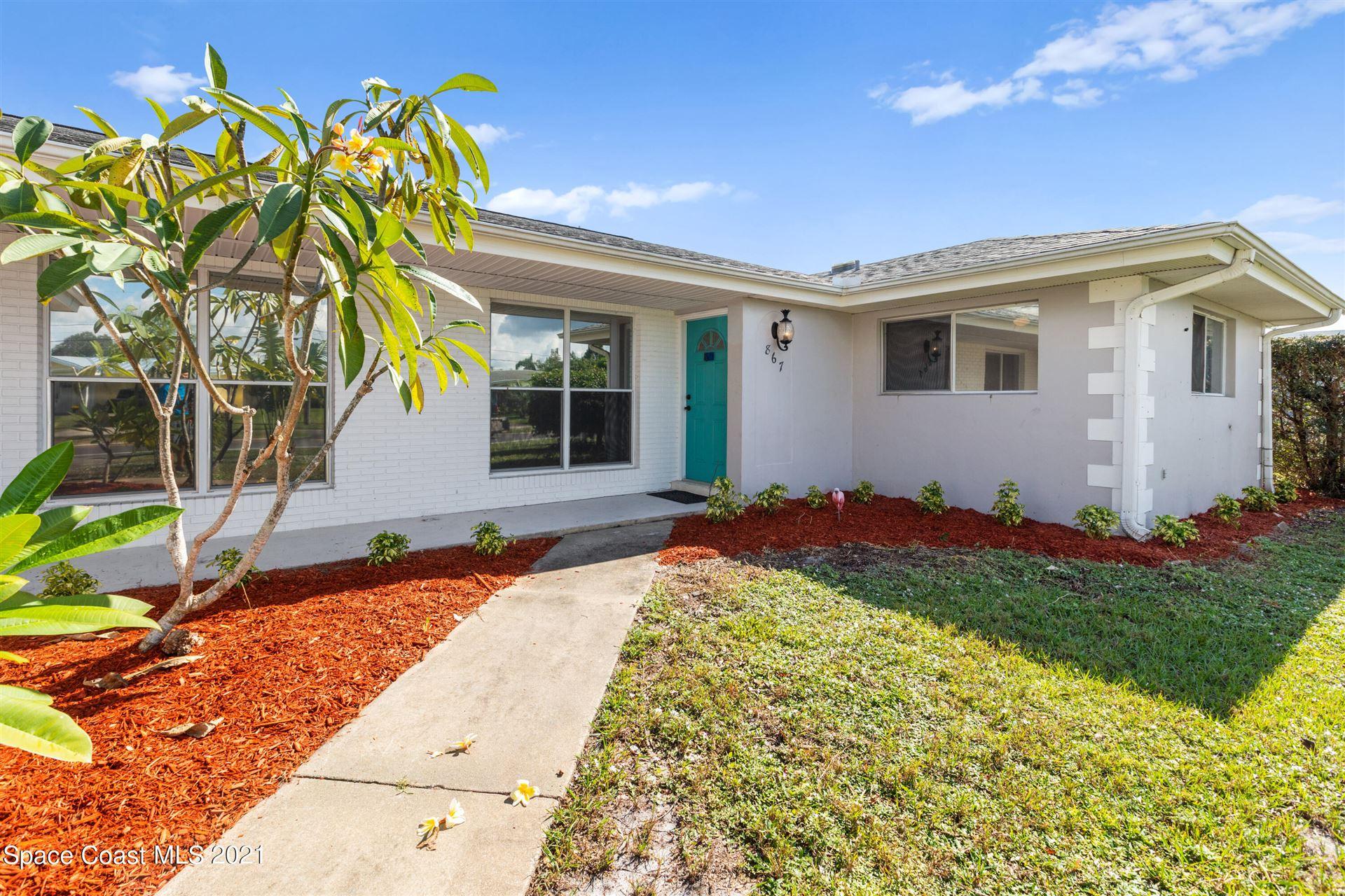867 Daytona Drive, Palm Bay, FL 32905 - #: 918516