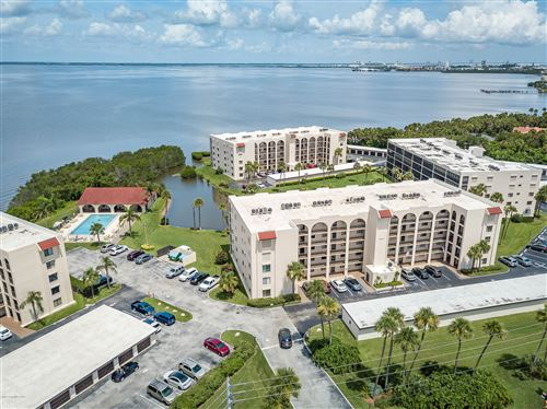 Photo of 5807 N Banana River Boulevard #1222, Cape Canaveral, FL 32920 (MLS # 864519)