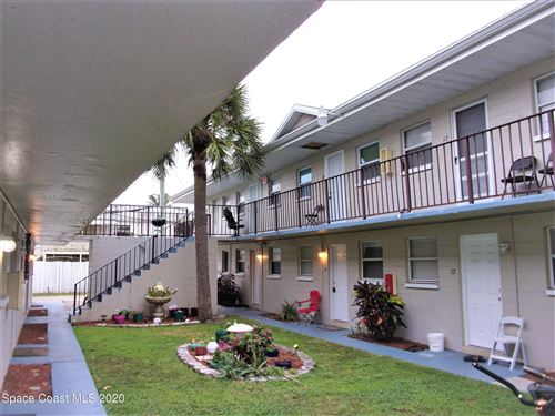 Photo of 406 Tyler Avenue #19, Cape Canaveral, FL 32920 (MLS # 892519)