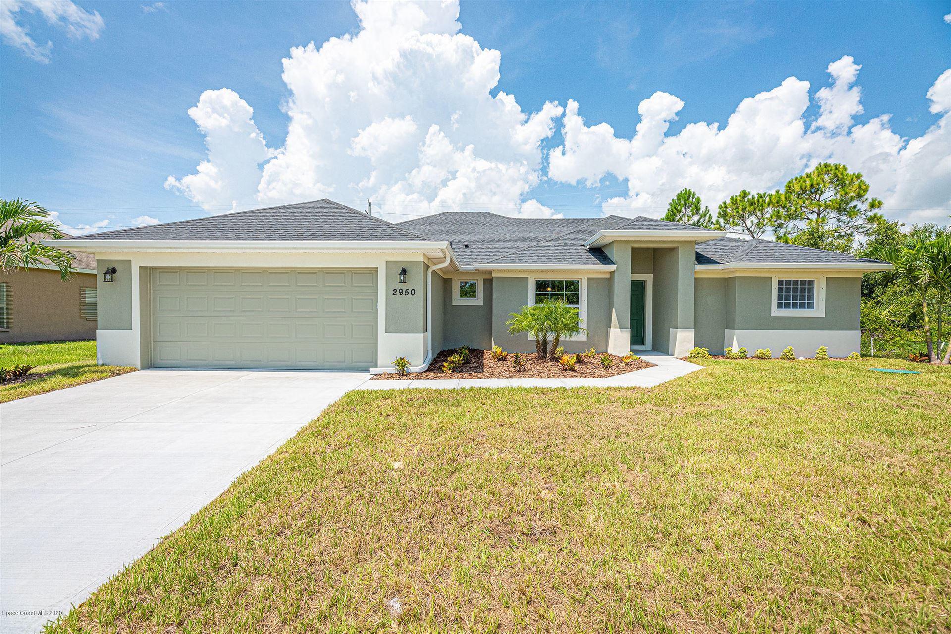 2950 Grant Avenue, Palm Bay, FL 32909 - #: 879519