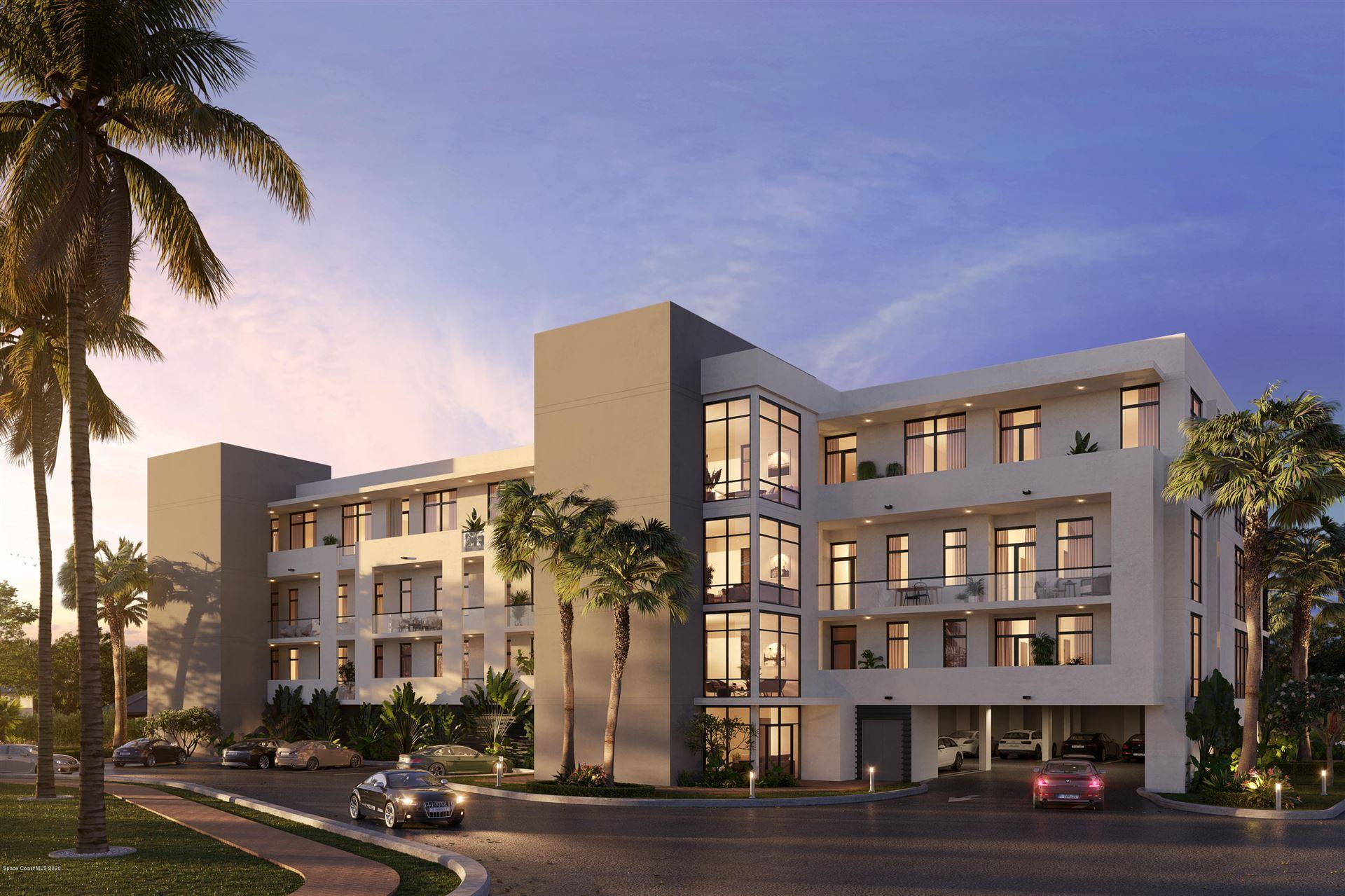 205 Strand Drive #201, Melbourne Beach, FL 32951 - #: 889519