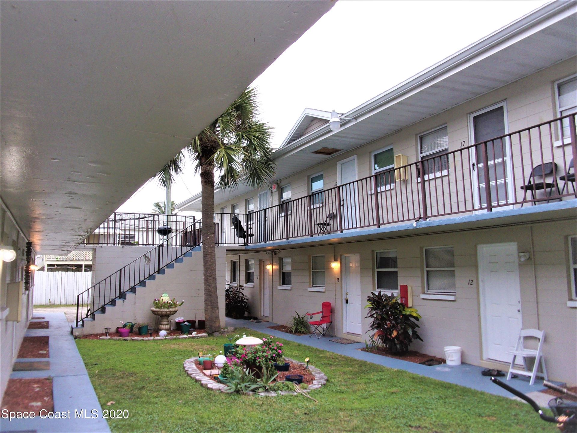 406 Tyler Avenue #19, Cape Canaveral, FL 32920 - #: 892519