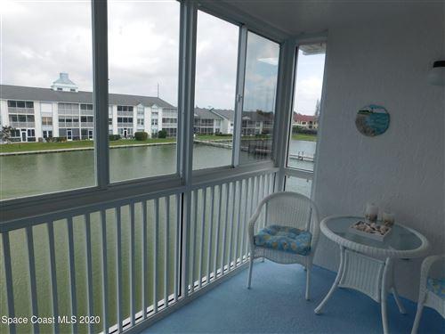 Tiny photo for 560 S Brevard Avenue #632, Cocoa Beach, FL 32931 (MLS # 897521)