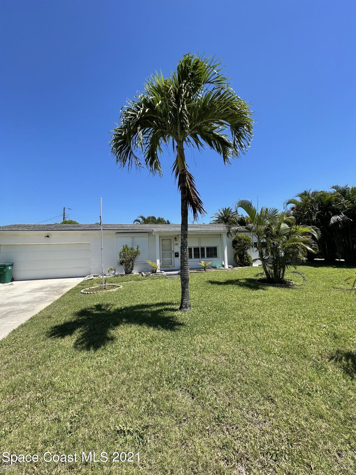 145 SE 2nd Street, Satellite Beach, FL 32937 - #: 904521
