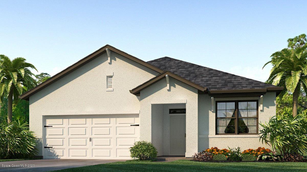3837 Loggerhead Lane, Mims, FL 32754 - #: 887522