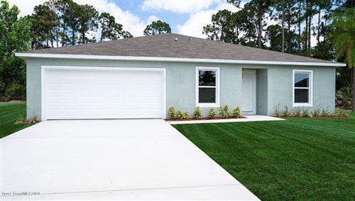 Photo of 555 SW Gallagher Street, Palm Bay, FL 32908 (MLS # 875523)