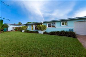 Photo of 213 Osage Drive, Indian Harbour Beach, FL 32937 (MLS # 852524)