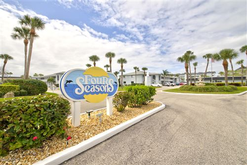 Photo of 3799 S Banana River Boulevard #504, Cocoa Beach, FL 32931 (MLS # 870524)
