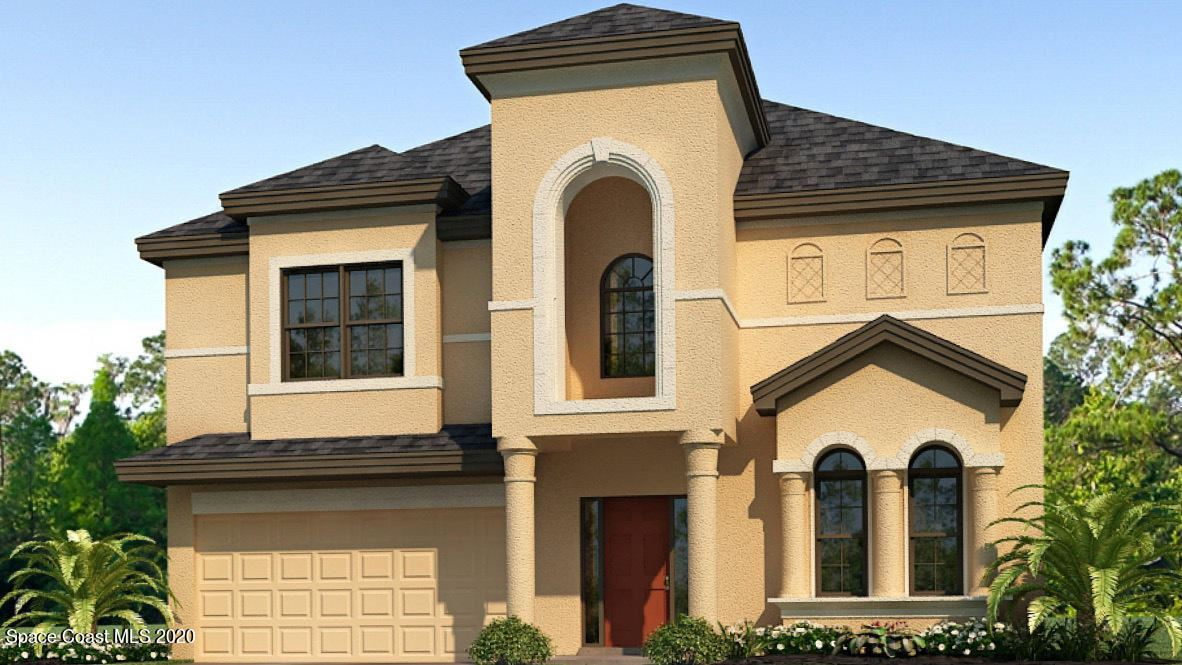 4187 Broomsedge Circle, West Melbourne, FL 32904 - #: 897528