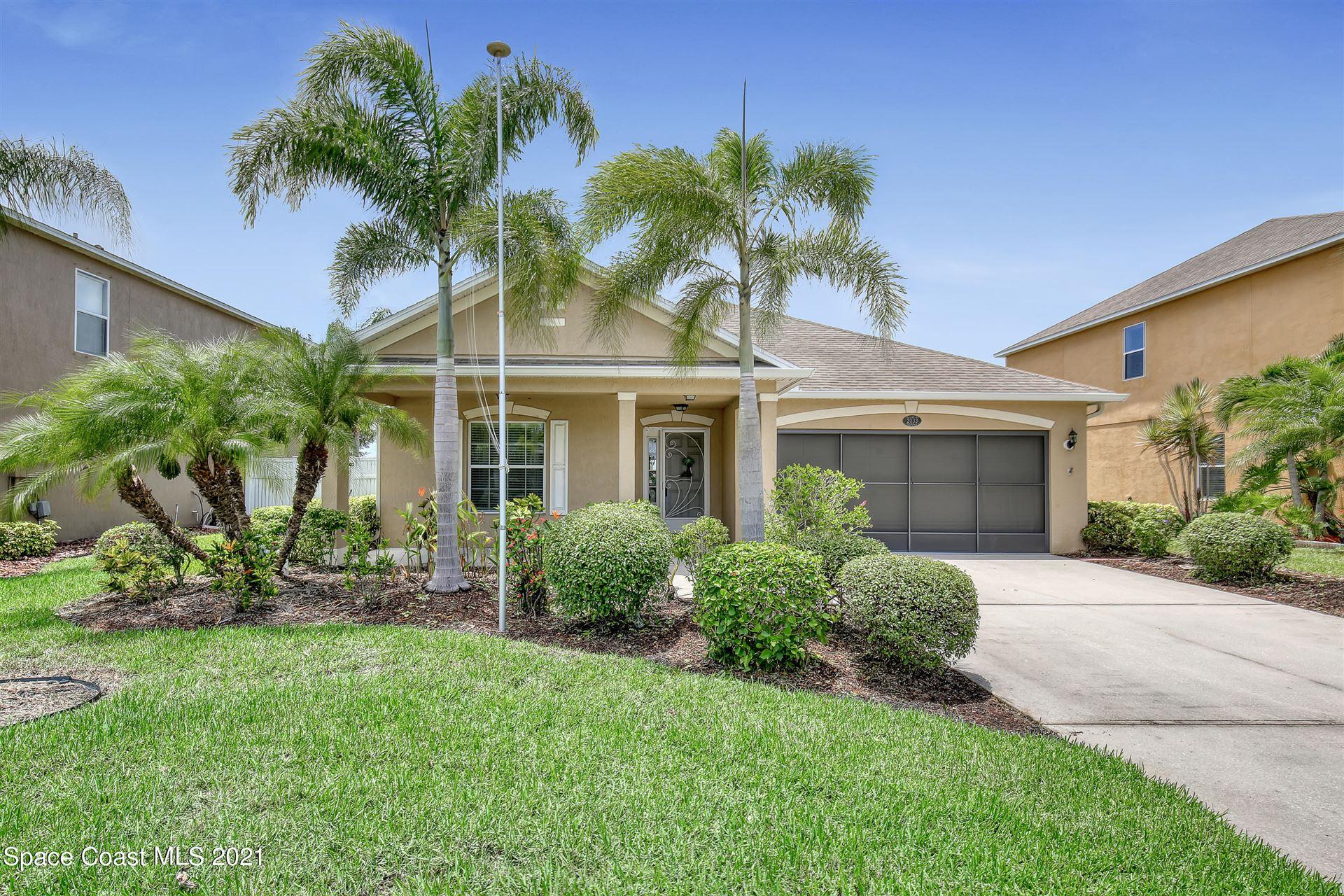 2033 Snapdragon Drive, Palm Bay, FL 32907 - #: 910528