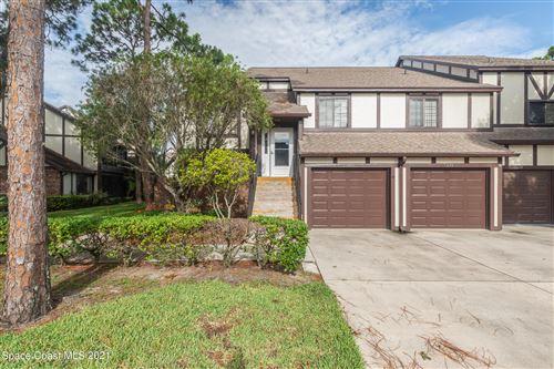 Photo of 632 Greenwood Manor Circle #-31, West Melbourne, FL 32904 (MLS # 909531)