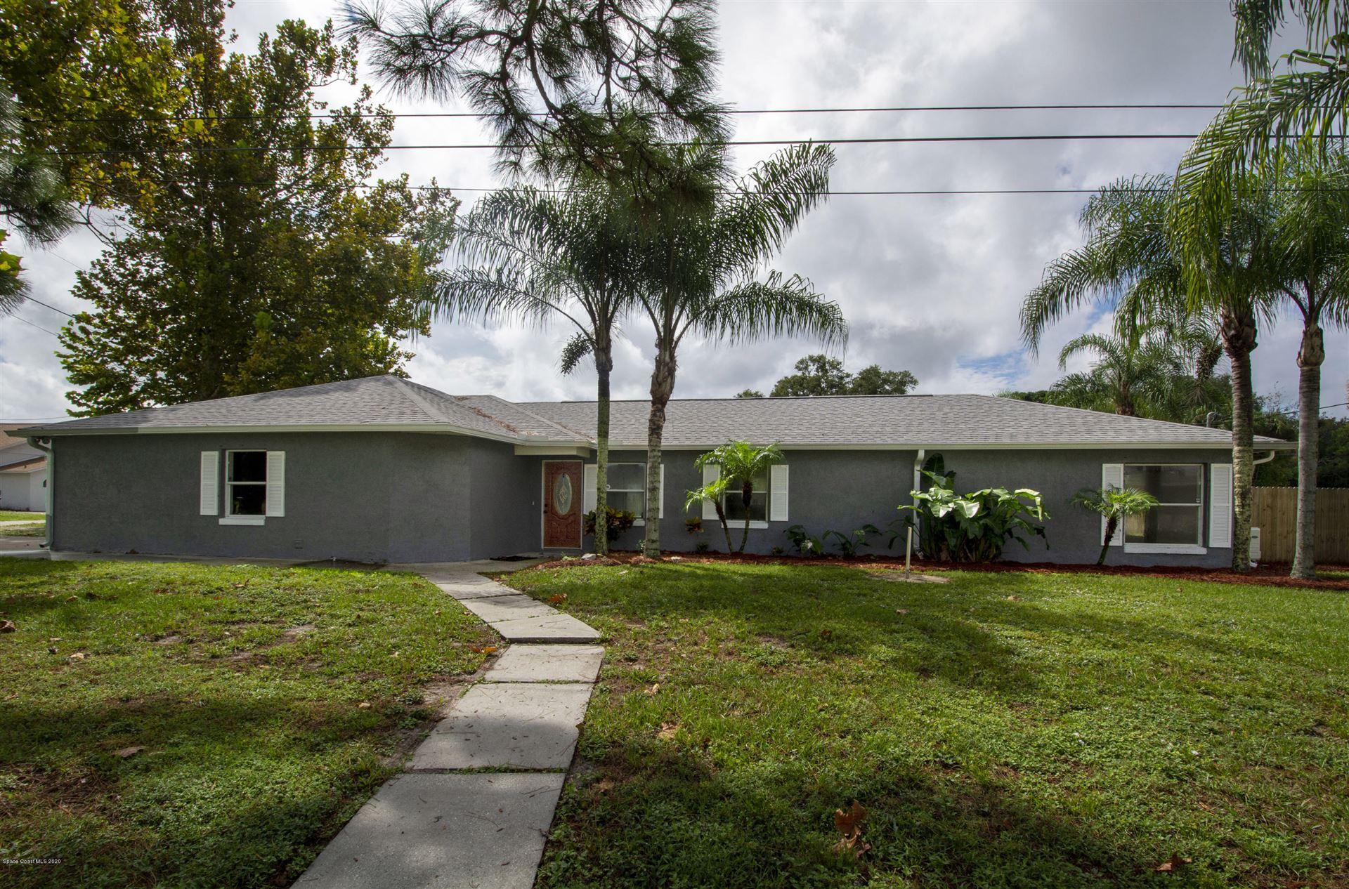 401 Paul Washington Place, Cocoa, FL 32927 - #: 887534