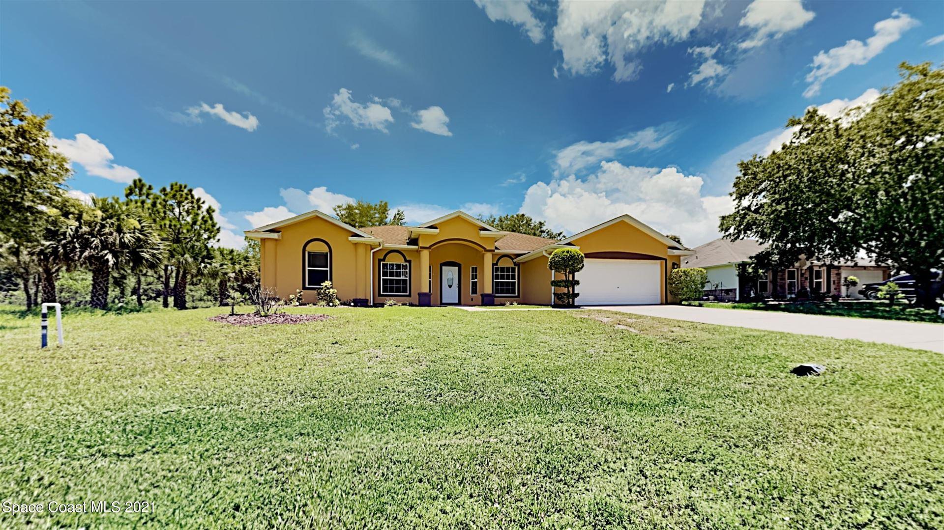 2845 Tishman Road, Palm Bay, FL 32909 - #: 911534