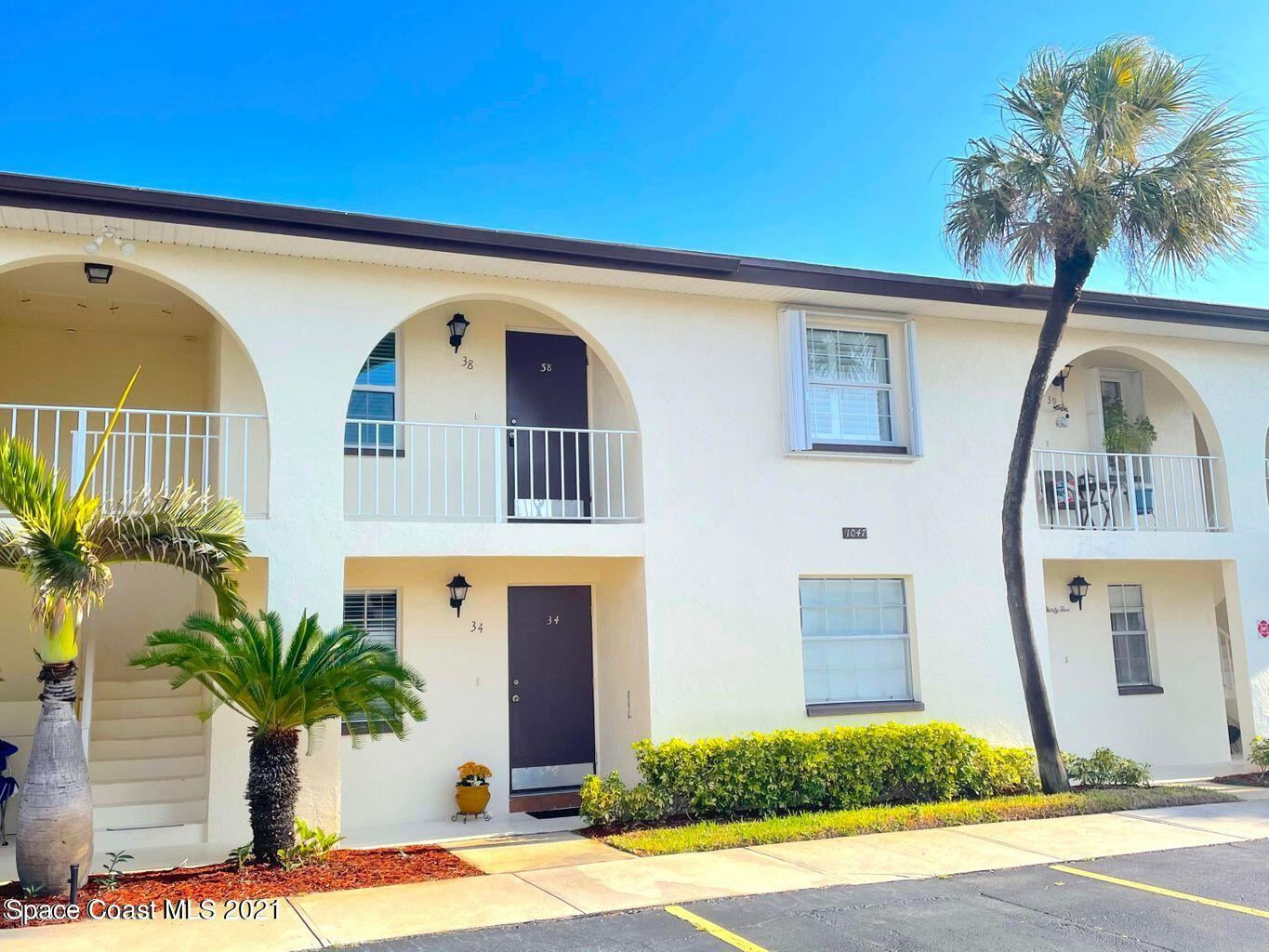 1047 Small Court #38, Indian Harbour Beach, FL 32937 - #: 914534