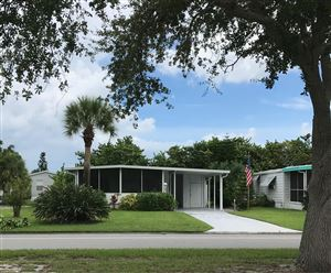 Photo of 420 Barefoot Boulevard, Barefoot Bay, FL 32976 (MLS # 852535)