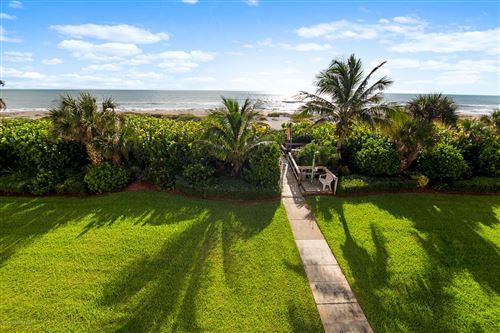 Photo of 1525 S Atlantic Avenue #305, Cocoa Beach, FL 32931 (MLS # 885537)