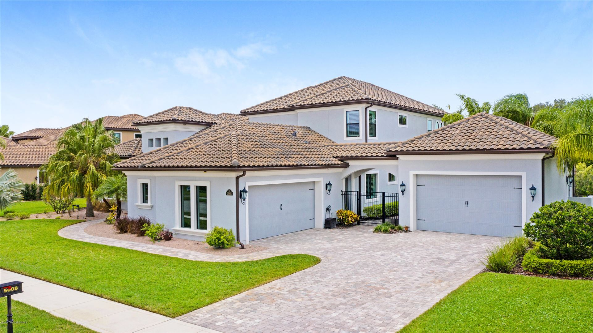 5008 Duson Way, Rockledge, FL 32955 - #: 888537