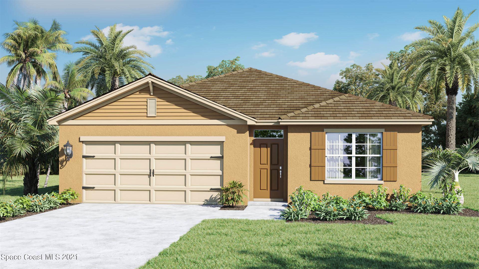 1349 Mineral Loop Drive, Palm Bay, FL 32909 - #: 916537