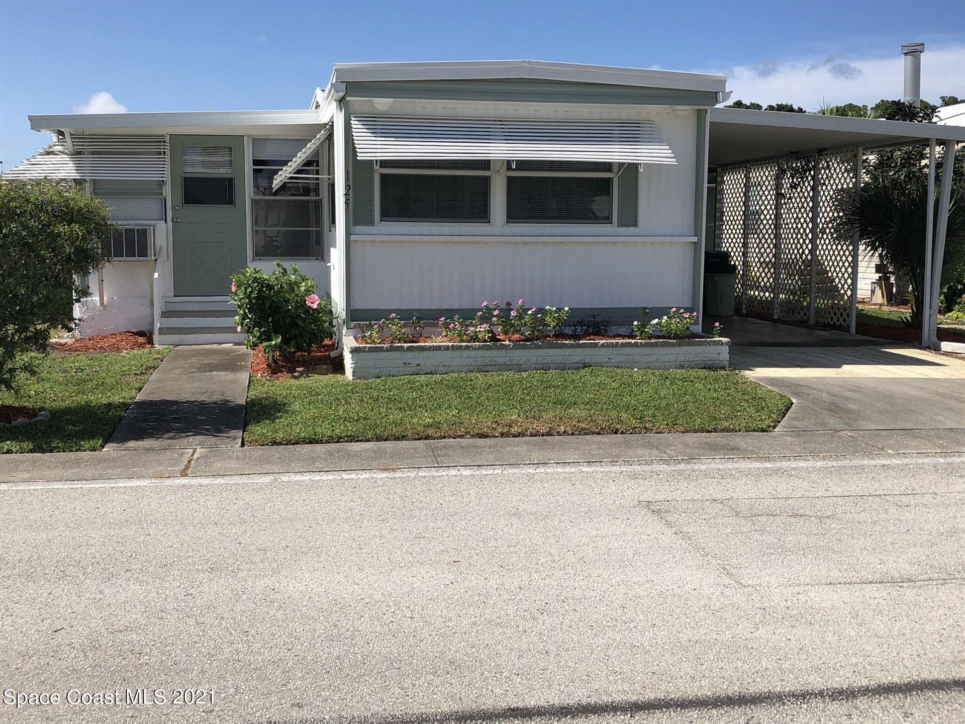 125 Holiday Park Boulevard, Palm Bay, FL 32907 - #: 910539