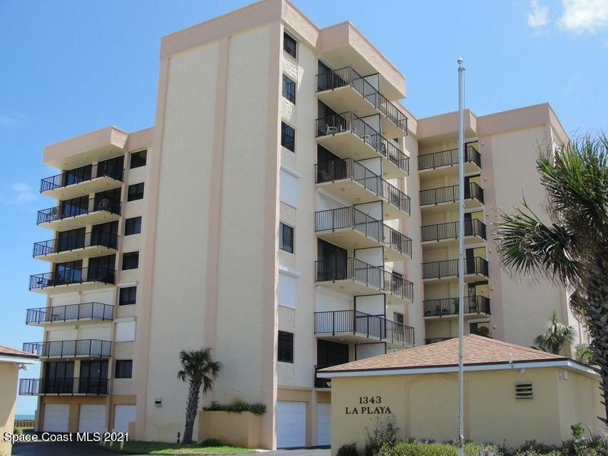 1343 Highway A1a #4d, Satellite Beach, FL 32937 - #: 903542