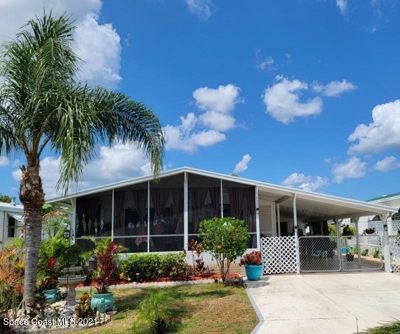 642 Papaya Circle, Barefoot Bay, FL 32976 - #: 907542