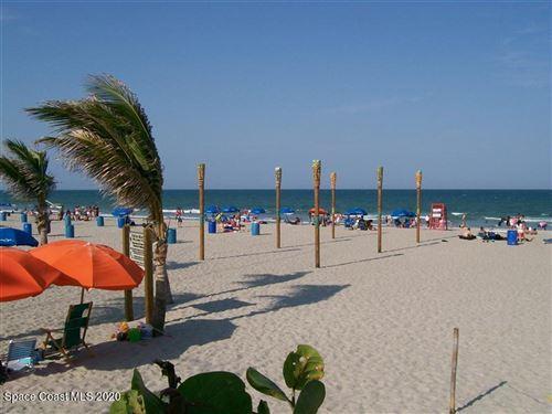 Tiny photo for 490 S Orlando Avenue #8, Cocoa Beach, FL 32931 (MLS # 897543)