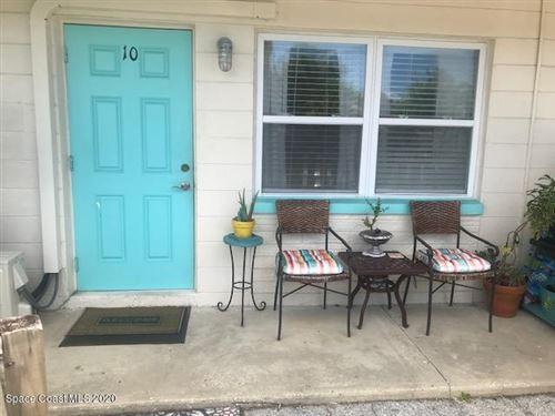 Photo of 490 S Orlando Avenue #10, Cocoa Beach, FL 32931 (MLS # 881548)