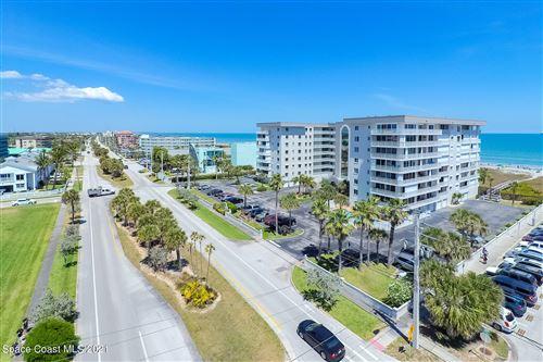Photo of 3740 Ocean Beach Boulevard #707, Cocoa Beach, FL 32931 (MLS # 901548)
