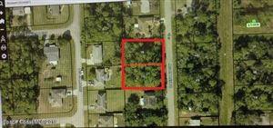Photo of 762 & 754 Darby Avenue, Palm Bay, FL 32908 (MLS # 860549)