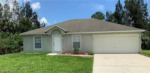Photo of 531 Scenic Road, Palm Bay, FL 32908 (MLS # 882549)