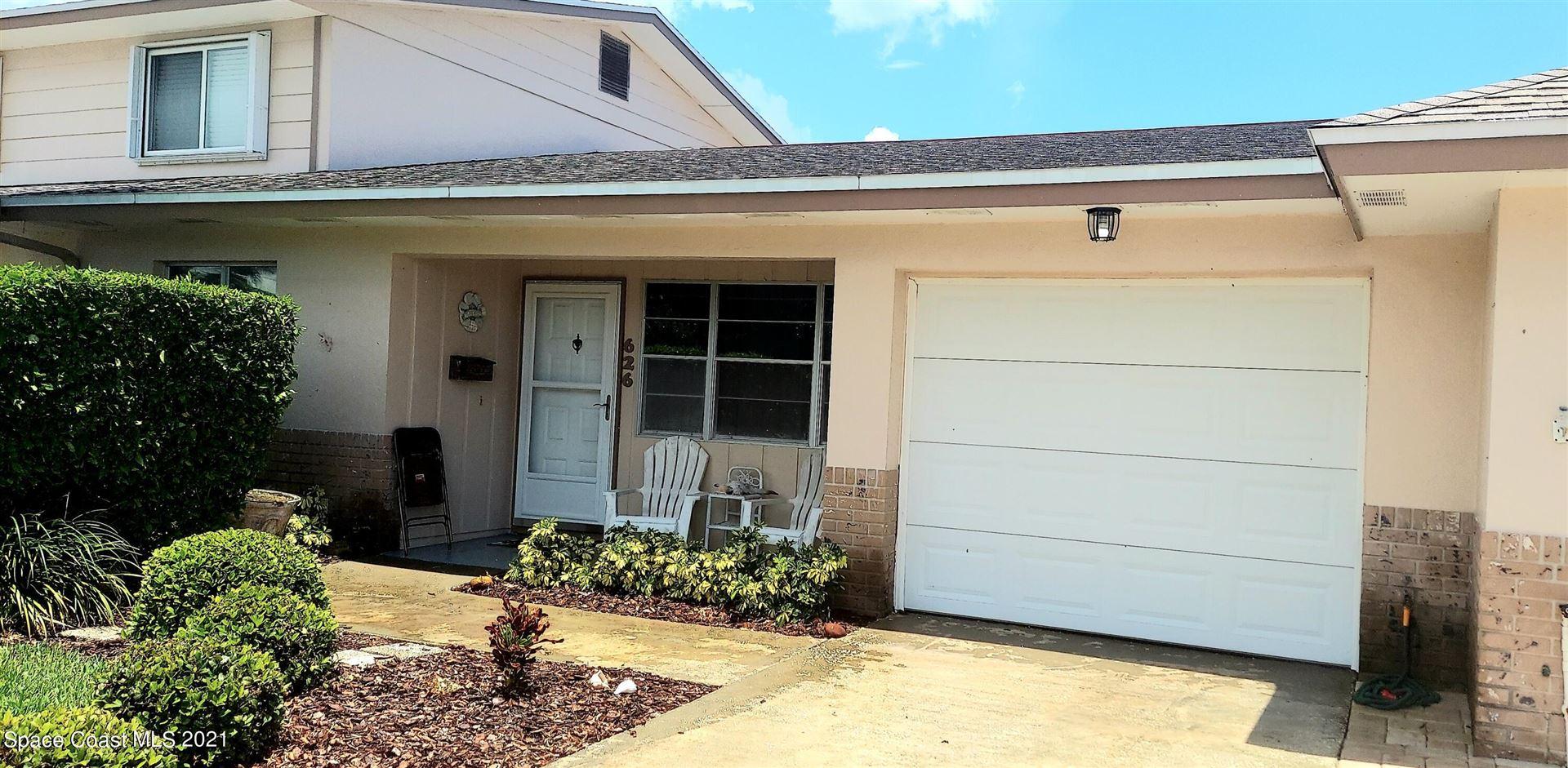 626 Desoto Lane, Indian Harbour Beach, FL 32937 - #: 911551