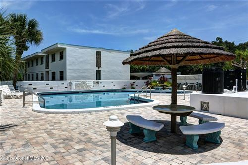 Photo of 8401 N Atlantic Avenue #A16, Cape Canaveral, FL 32920 (MLS # 909554)