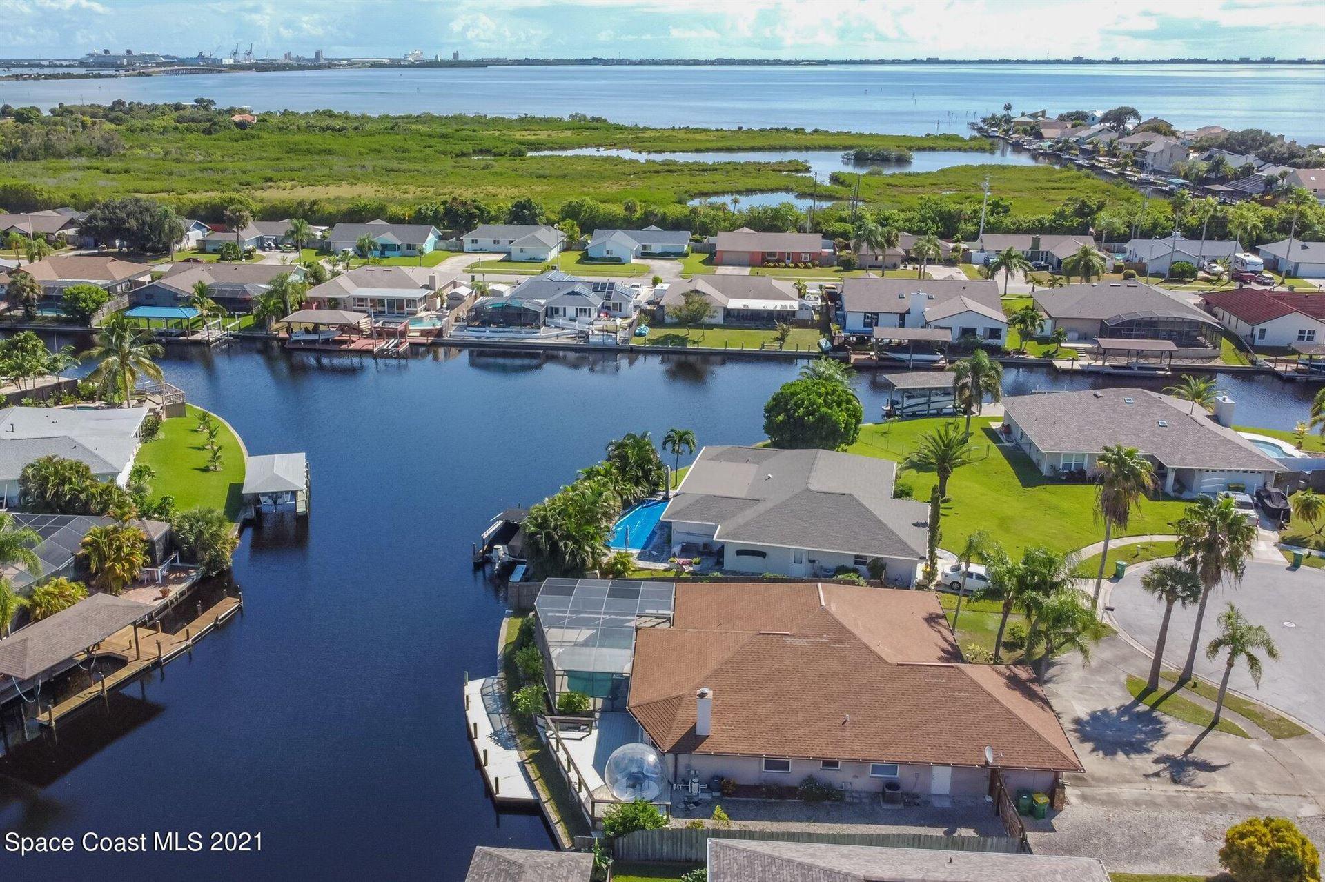 1460 Paradise Court, Merritt Island, FL 32952 - #: 917554