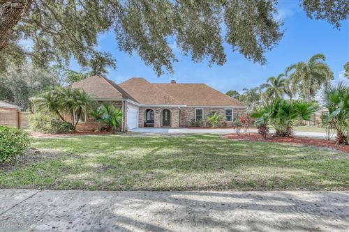 Photo of 625 Manor Place, West Melbourne, FL 32904 (MLS # 865555)