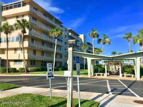 Photo of 2020 N Atlantic Avenue #316, Cocoa Beach, FL 32931 (MLS # 880555)