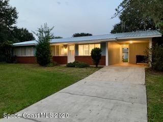 101 Hawthorne Lane, Palm Bay, FL 32907 - #: 888555