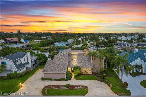 Photo of 711 Hawksbill Island Drive, Satellite Beach, FL 32937 (MLS # 909557)