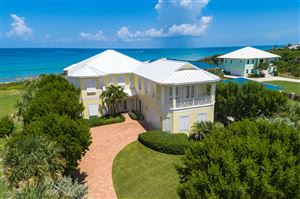 Photo of 8165 S Highway A1a Highway, Melbourne Beach, FL 32951 (MLS # 852560)