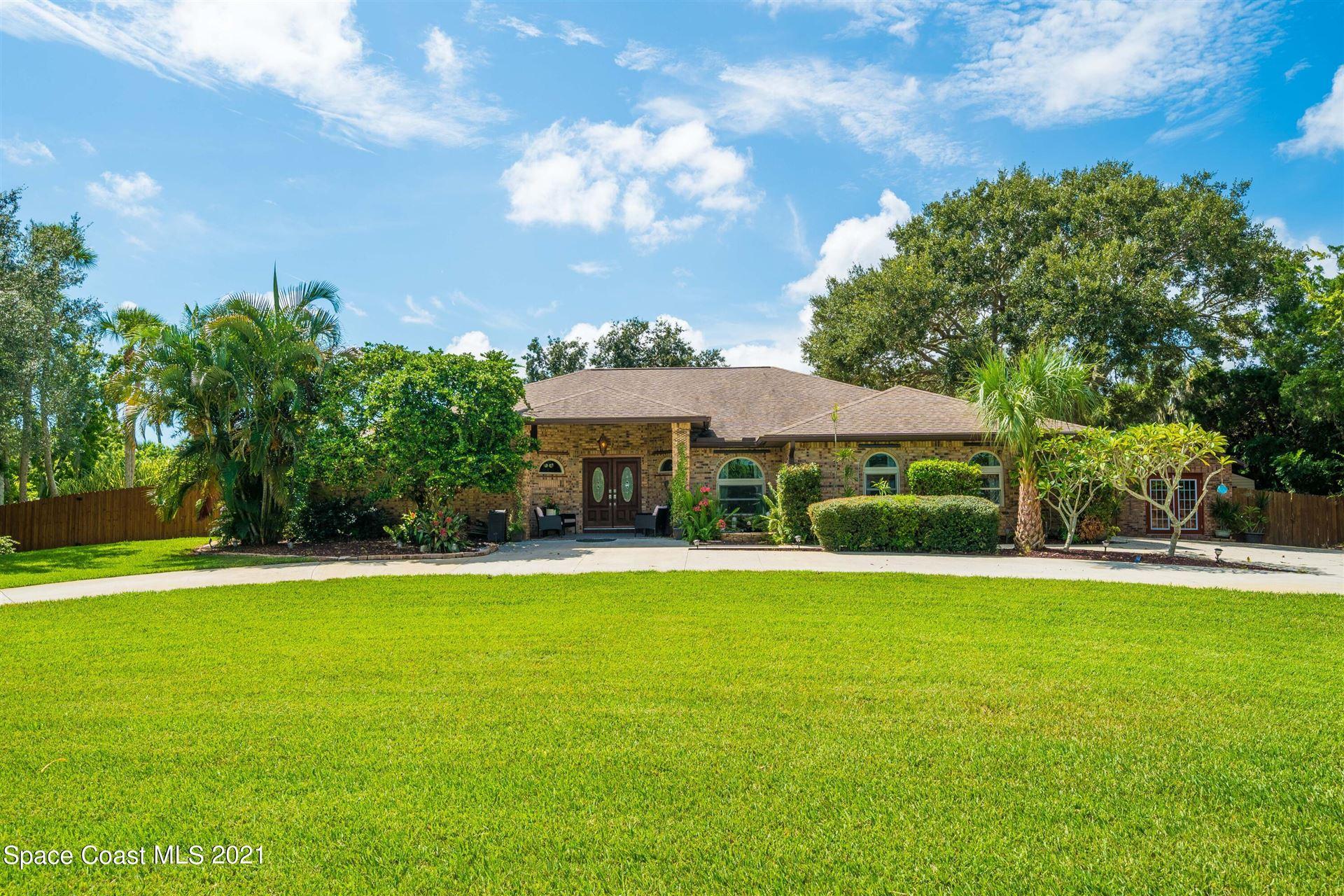 965 Meadow Lark Lane, Merritt Island, FL 32953 - #: 915561