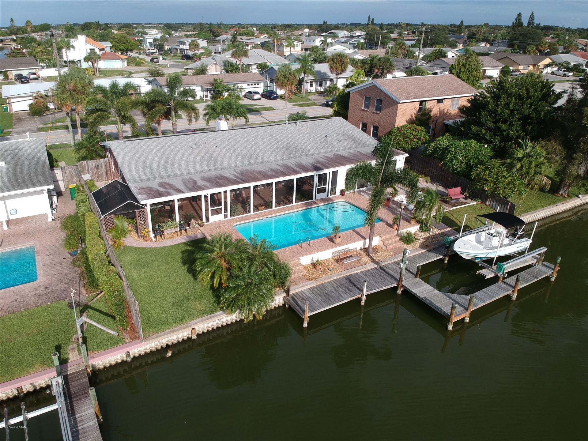 1630 N Banana River Drive, Merritt Island, FL 32952 - #: 885563
