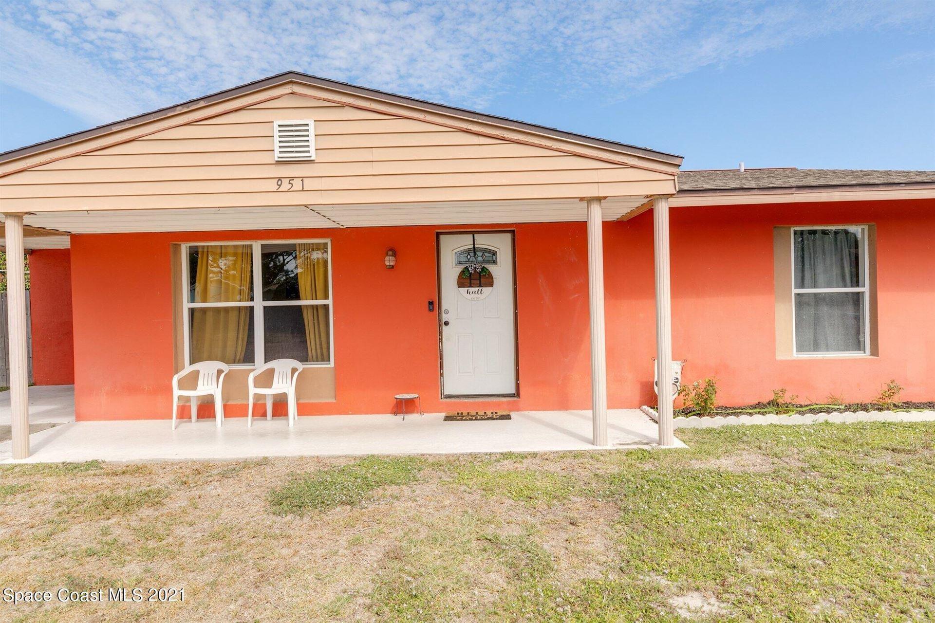 951 Burn Drive, Palm Bay, FL 32905 - #: 918564