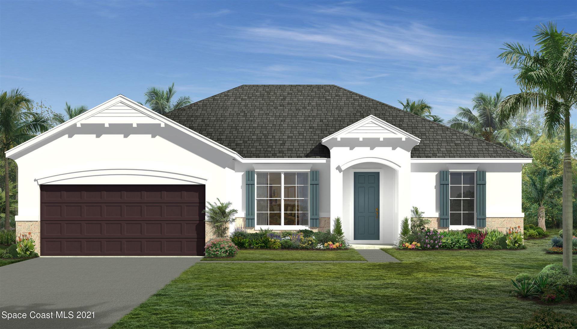 927 Sally Street, Palm Bay, FL 32909 - #: 900565