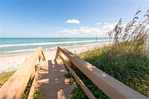 Photo of 2055 Highway A1a #101, Indian Harbour Beach, FL 32937 (MLS # 820567)
